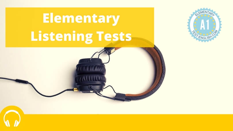 A1 Listening Tests